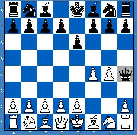 2 moves checkmate