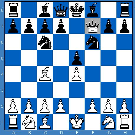 checkmate in four moves chessalee