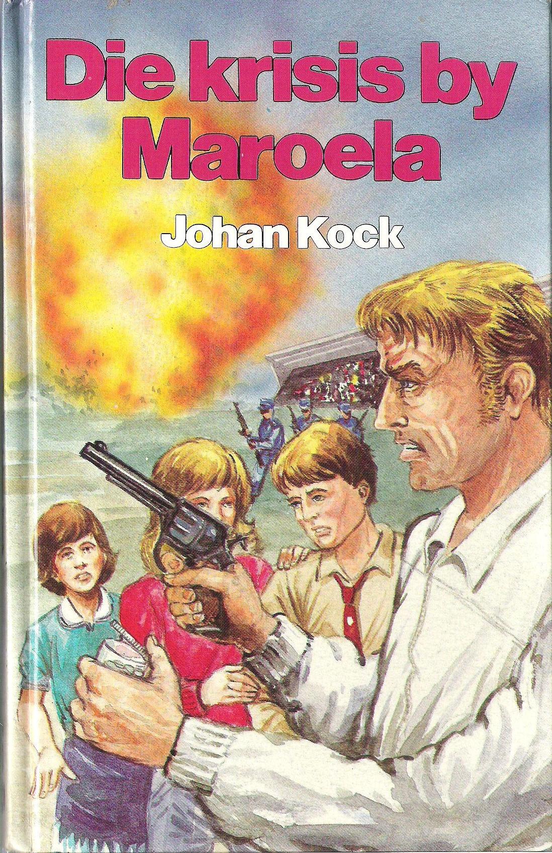 De jager haum isbn 07986 2974 6 –die krisis by maroela…johan kock