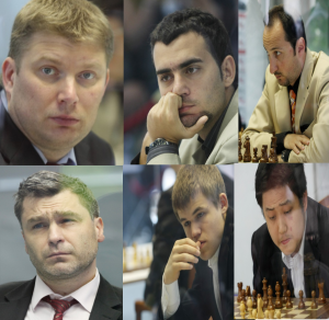 The Mtel Chess Masters Round 2- Images: Mtel Official site