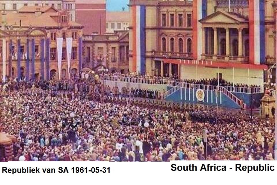republic SA 1961