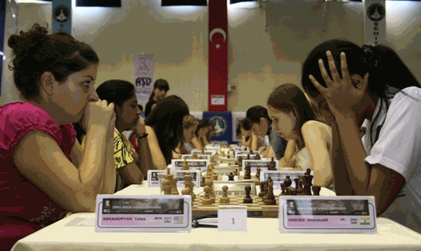 The chess games of Vidit Santosh Gujrathi