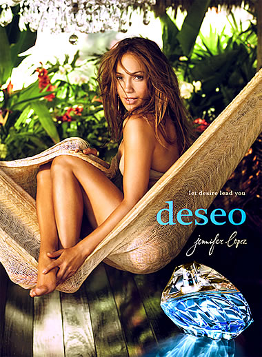 Beauty Review: Jennifer Lopez's Deseo perfume