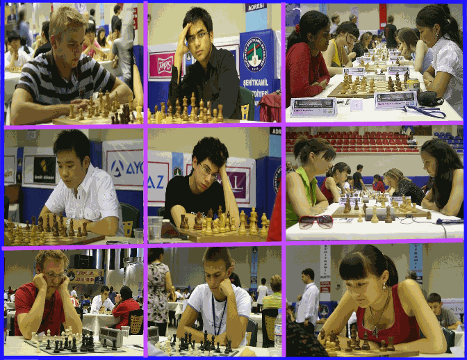 Asian junior chess 2008