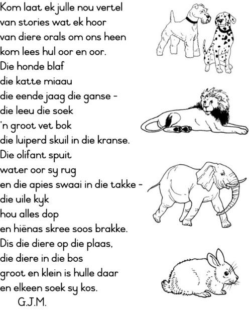 afrikaans stories Wou net sê dat jy hier lekker stories kan lees en dit afrikaans deur die hele bevolking gepraat word, word engels, xhosa, zulu, sotho, hollands, chinees en.