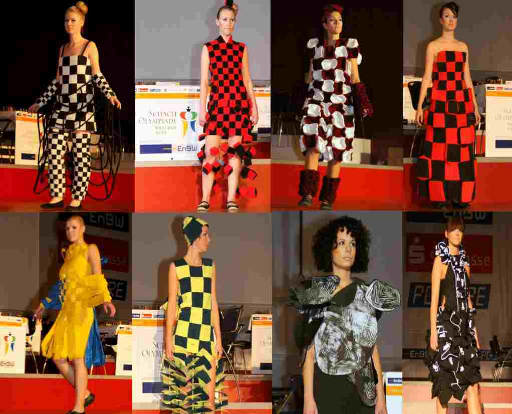 Chess Fashion Show | C...