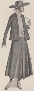 Modes van 1916/Fashion 1916