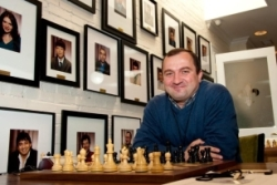 Melikset Kaidanov Round 1