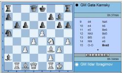 Kamsky move 15