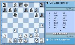 Kamsky round 1 move 8