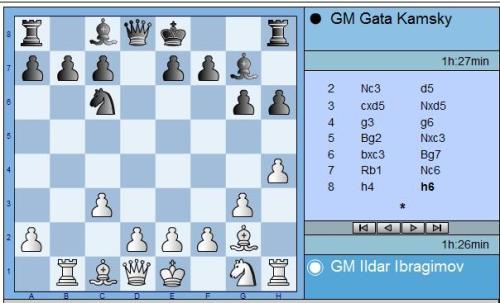 Kamsky round 1 move 8