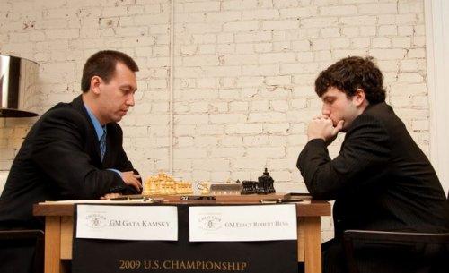 Kamsky vs Hess Round 6