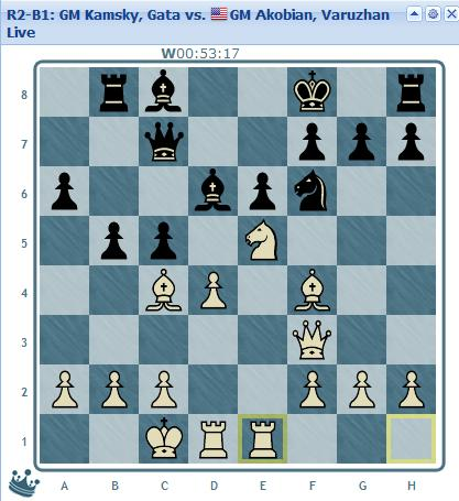 Round 2 Kamsky move 16