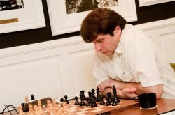 Yury Shulman Round 6