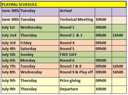 african-youth-schedule