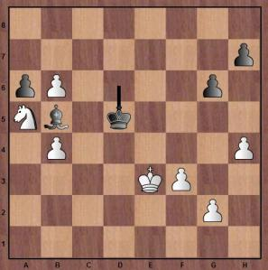 Anand round 8 end position