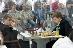 Carlsen vs Ivanchuk