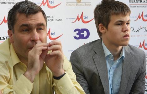 Ivanchuk Carlsen