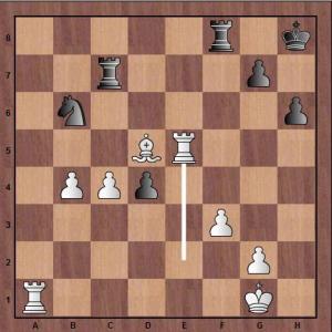 Karjakin vs Mamedjarov round 6 end position