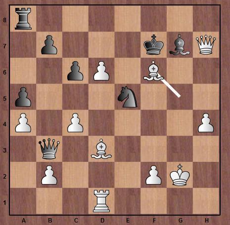 Radjabov vs Karjakin round 8