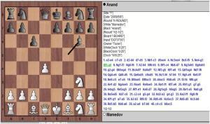 round 4 Mamedov vs Anand
