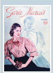 Sarie July 1949
