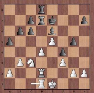 Shirov round 6 end position