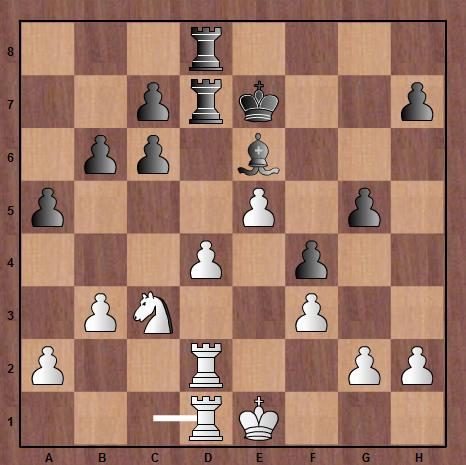 Shirov round 6 end position