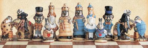 Chess Alice in W