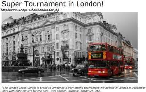 London chess