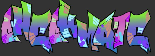 Have a bit of fun! – Create some graffiti online | Chessalee