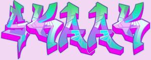 graffiti skaak
