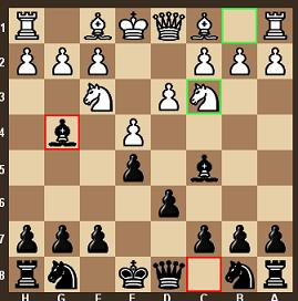 chess Indian opening