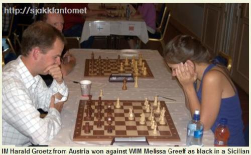 Melissa vs Groetz