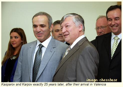 Kasparov Karpov 2009