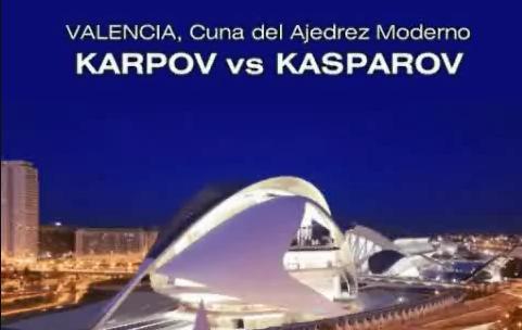 Valencia Karpov Kasparov