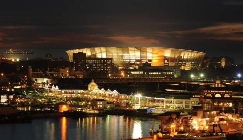 Green Point Stadium Cape Town South Africa