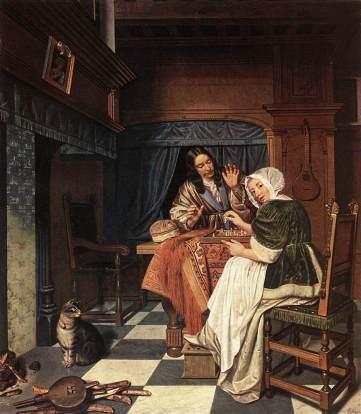 Cornelius de man of Delft