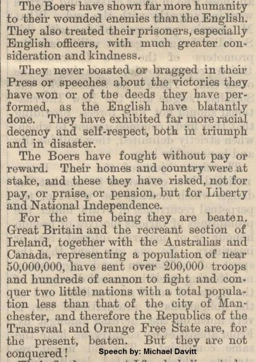 Boerwar-news
