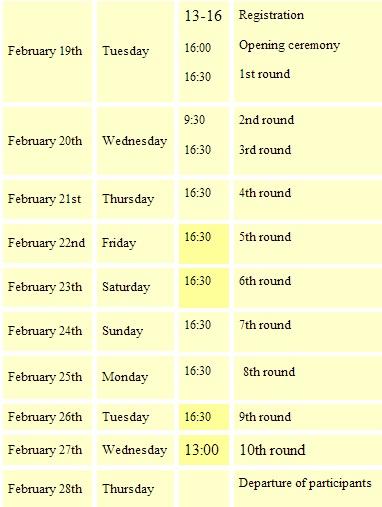 Reykjavik_Open_schedule