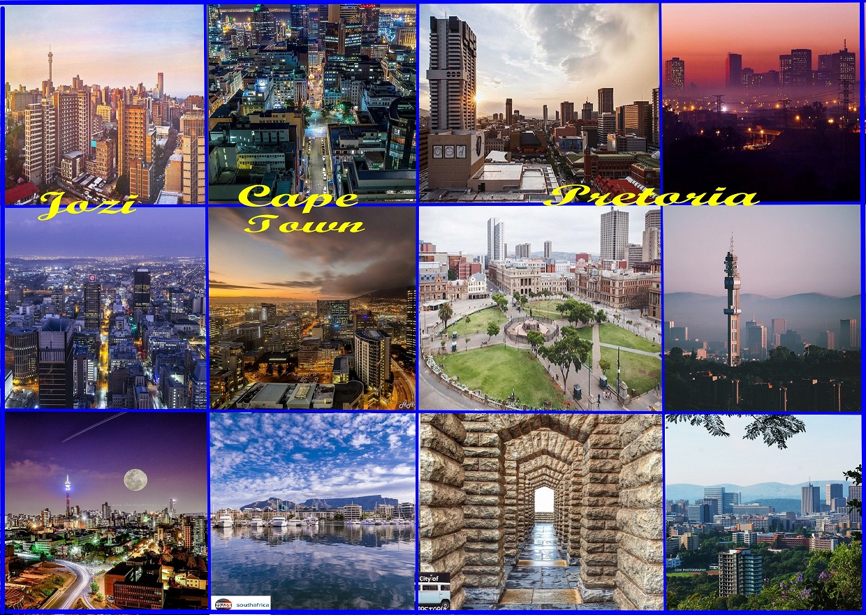South Africa_Cities