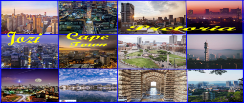 South Africa_Cities1