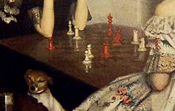 Chess Leonard Campbell Taylor 1874-1969-1