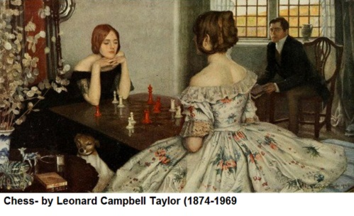 Chess Leonard Campbell Taylor 1874-1969