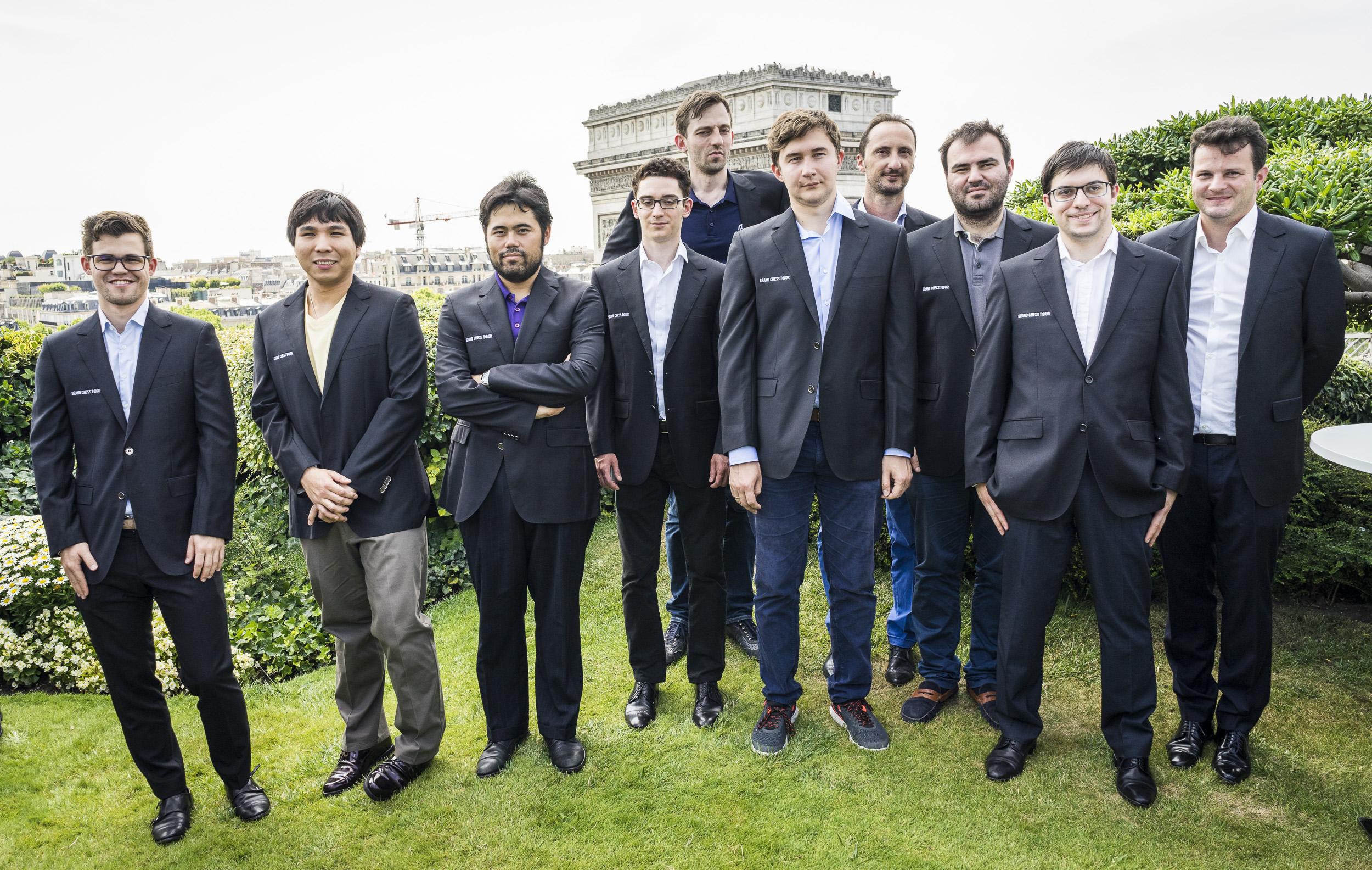 chess grand tour Paris 2017