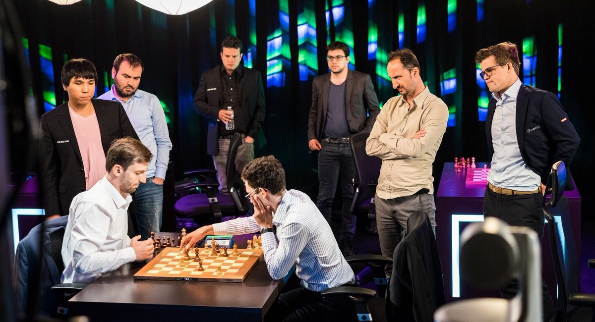 grand chess tour players