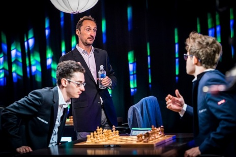 Grand Chess Tour Topalov