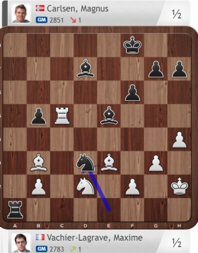 magnuscarlsen game playoff