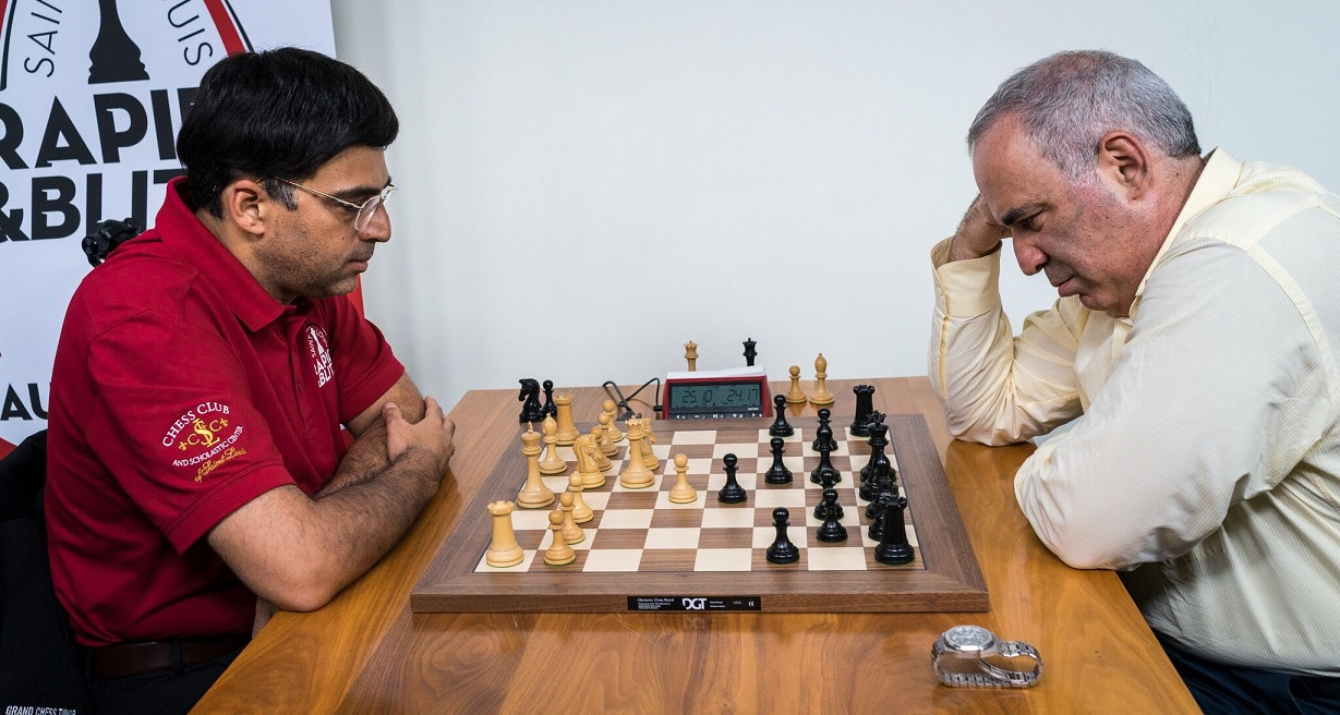 chess kasparov anand