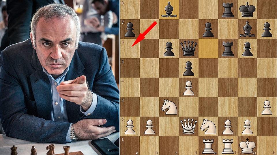 chess kasparov